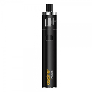 pockex aspire starter kit black