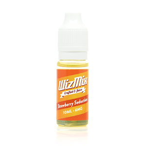 wizmix strawberry seduction e liquid