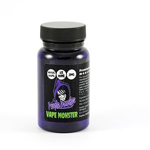 vape monster purple banshee