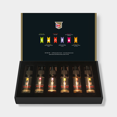 Butler and Bond gift set vape oil direct